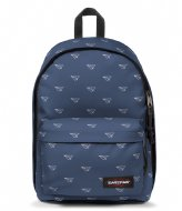 Eastpak Out Of Office minigami planes (90X)