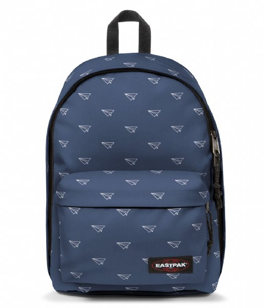 Eastpak Dagrugzak Out Of Office minigami planes (90X)