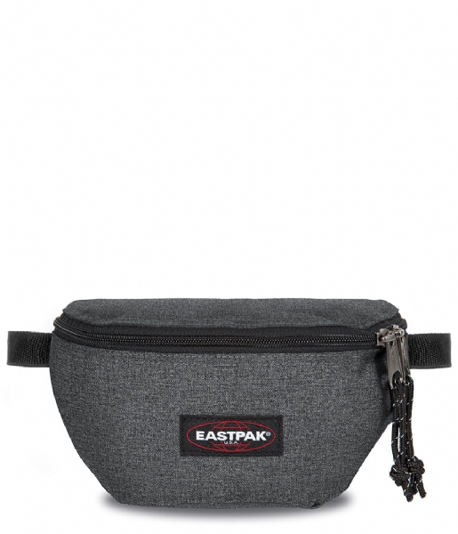 Eastpak Heuptas Springer black denim (77H)
