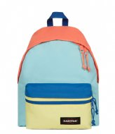 Eastpak Padded Zippl R blocked blue (A46)