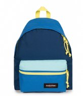 Eastpak Padded Zippl R blocked navy (A45)