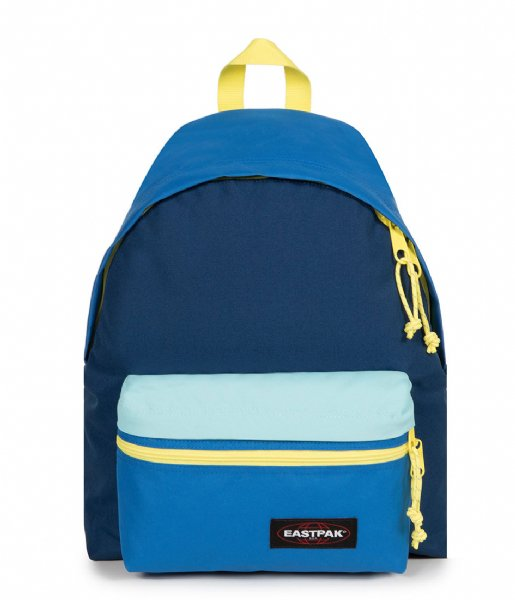 Eastpak Dagrugzak Padded Zippl R blocked navy (A45)