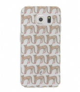 Fabienne Chapot Cheetah Softcase Samsung Galaxy S6 Edge cheetah