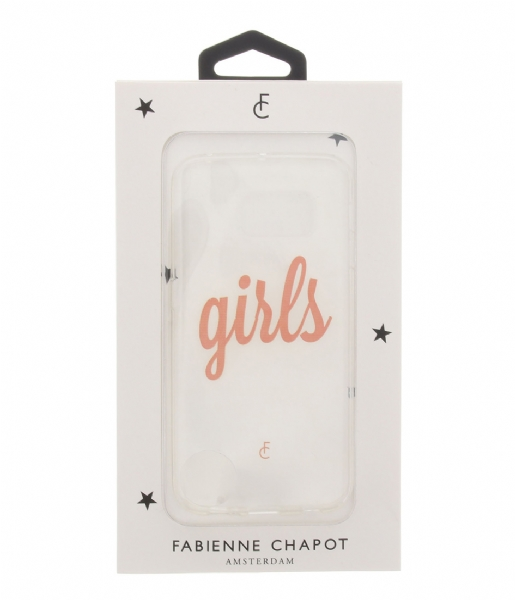 Fabienne Chapot Smartphone cover Girls Softcase Samsung Galaxy S6 Edge girls