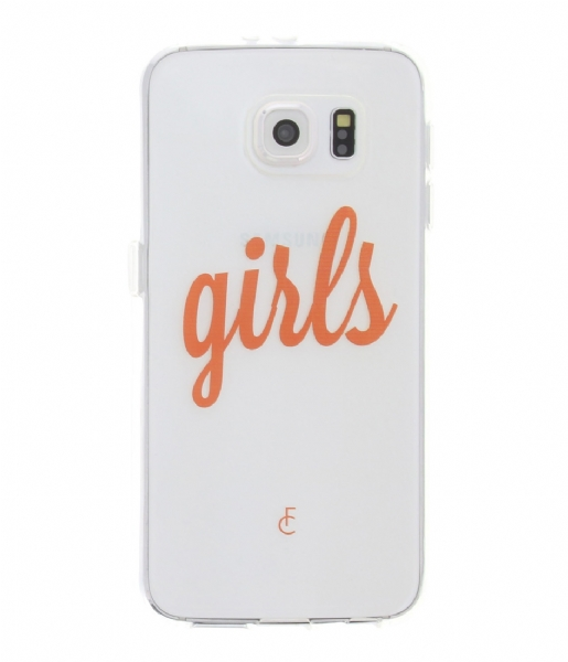 Fabienne Chapot Smartphone cover Girls Softcase Samsung Galaxy S6 girls