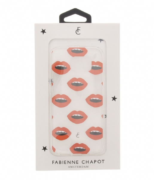 Fabienne Chapot Smartphone cover Lips Softcase Samsung Galaxy S6 lips