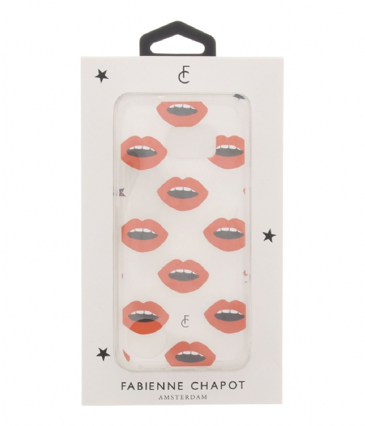 Fabienne Chapot Smartphone cover Lips Softcase Samsung Galaxy S7 Edge lips