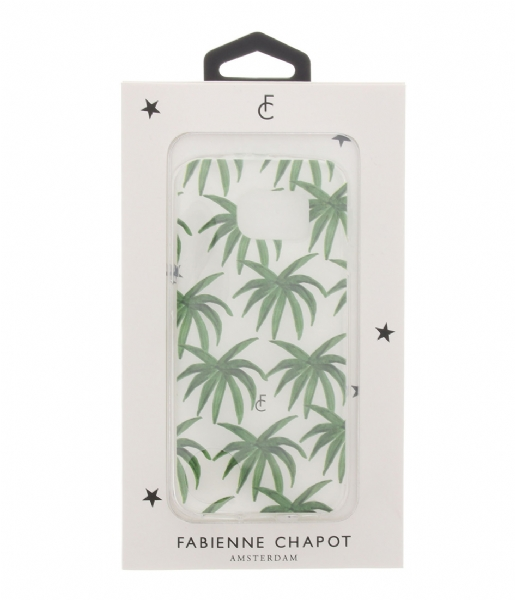 Fabienne Chapot Smartphone cover Palm Leaves Softcase Samsung Galaxy S6 leafs