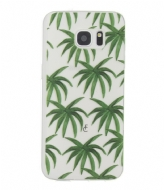 Fabienne Chapot Palm Leaves Softcase Samsung Galaxy S7 Edge leafs