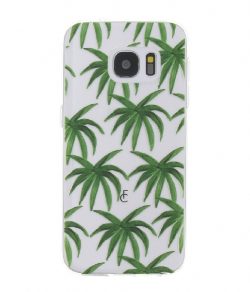 Fabienne Chapot Smartphone cover Palm Leaves Softcase Samsung Galaxy S7 leafs