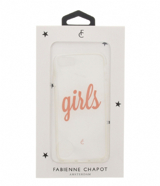 Fabienne Chapot Smartphone cover Girls Softcase iPhone 7 Plus Girls