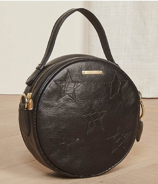 Fabienne Chapot Crossbodytas Roundy Star Bag Black