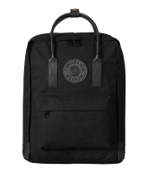 Fjallraven Kanken No. 2 Black black (550)