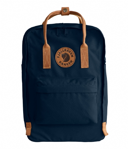Fjallraven Laptop rugzak Kanken No. 2 Laptop 15 inch navy (560)