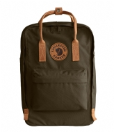Fjallraven Kanken No. 2 Laptop 15 inch dark olive (633)