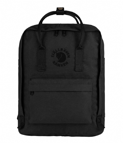Fjallraven Dagrugzak Re-Kanken black (550)