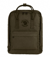 Fjallraven Re-Kanken dark olive (633)