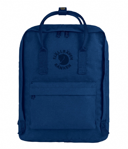 Fjallraven Dagrugzak Re-Kanken midnight blue (558)