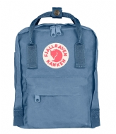 Fjallraven Kanken Mini blue ridge (519)