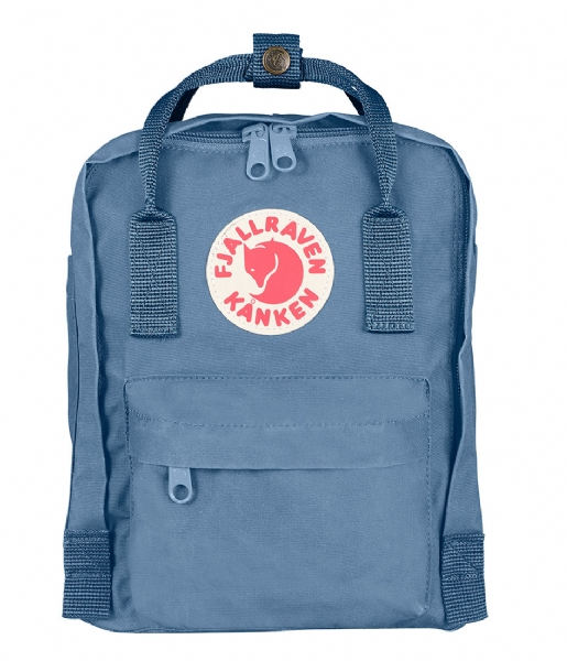 Fjallraven Dagrugzak Kanken Mini blue ridge (519)