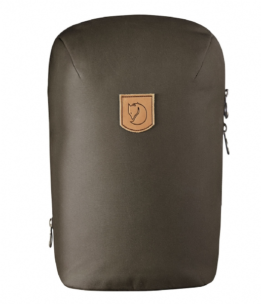 Fjallraven Dagrugzak Kiruna Backpack Small dark olive (633)