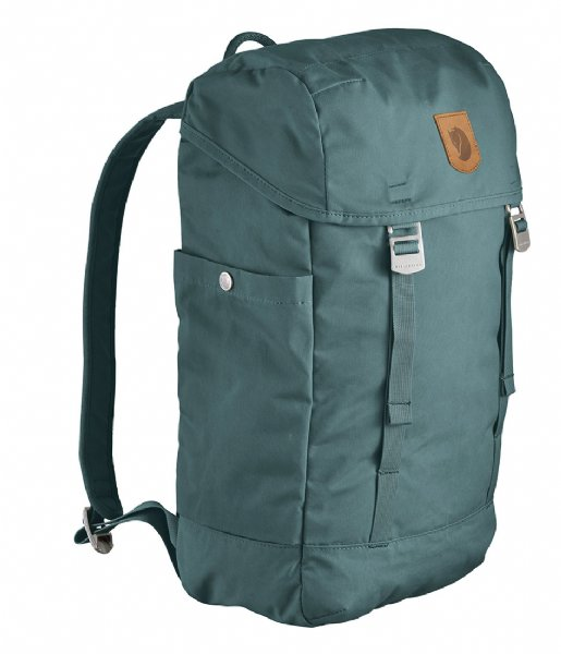 Fjallraven Laptop rugzak Greenland Top 15 Inch frost green (664)