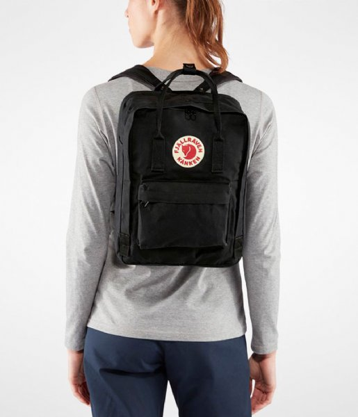 Fjallraven Laptop rugzak Kanken 13 inch autumn leaf (215)