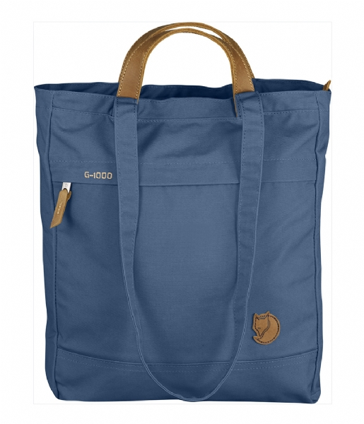 Fjallraven Schoudertas Totepack No. 1 blue ridge (519)