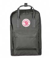 Fjallraven Kanken 15 inch Laptop super grey (046)