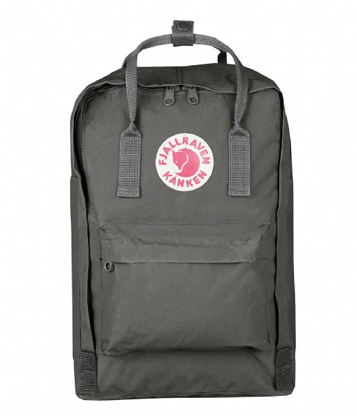 Fjallraven Laptop rugzak Kanken 15 inch Laptop super grey (046)