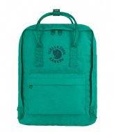 Fjallraven Re-Kanken emerald (644)