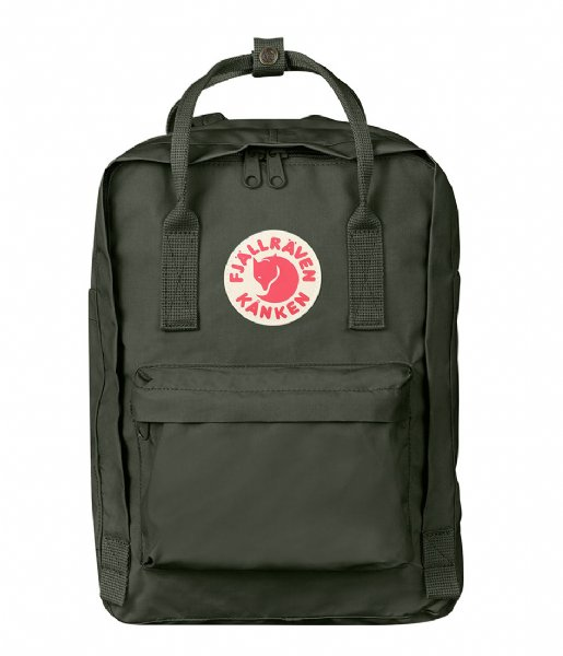 Fjallraven Laptop rugzak Kanken 13 inch deep forest (662)