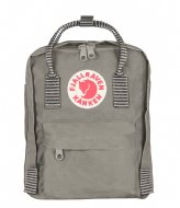 Fjallraven Kanken Mini fog striped (021-921)