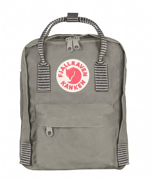 Fjallraven Dagrugzak Kanken Mini fog striped (021-921)