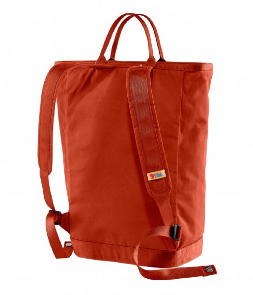 Fjallraven Shopper Vardag Laptop Totepack 15 Inch cabin red (321)