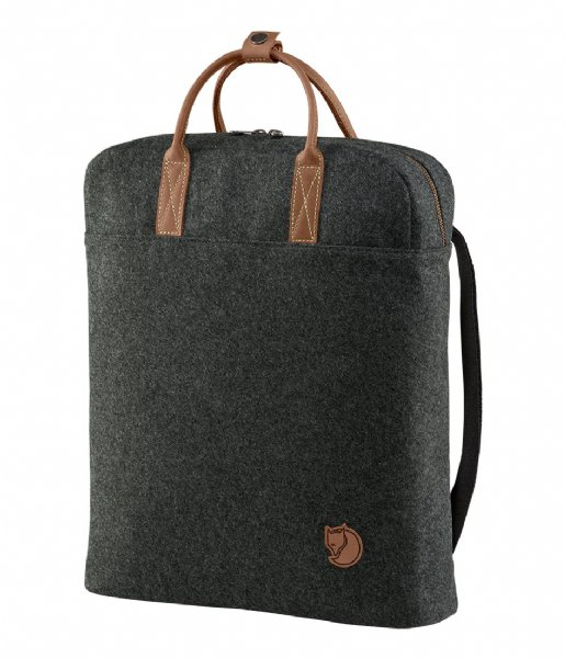 Fjallraven Dagrugzak Norrvage Briefpack grey (020)