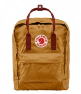 Fjallraven Kanken acorn ox red (166-326)