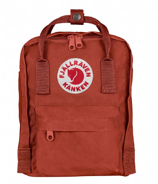 Fjallraven Dagrugzak Kanken Mini autumn leaf (215)