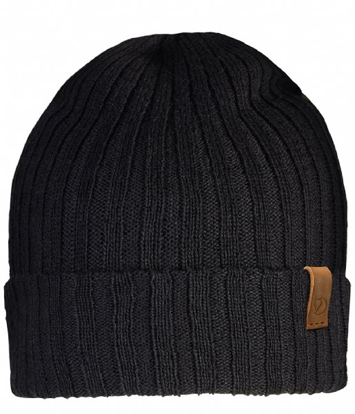 Fjallraven Hoed - cap Byron Hat Thin black (550)