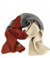 Fjallraven Re-Wool Scarf Autumn Leaf (215)