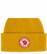 Fjallraven 1960 Logo Hat mustard yellow (161)