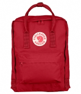 Fjallraven Kanken deep red (325)