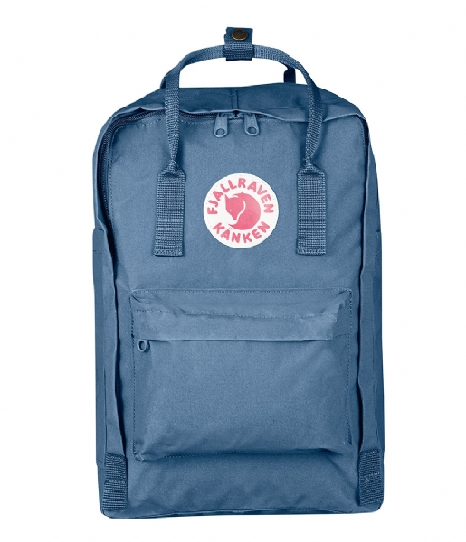 Fjallraven Laptop rugzak Kanken 15 inch Laptop blue ridge (519)