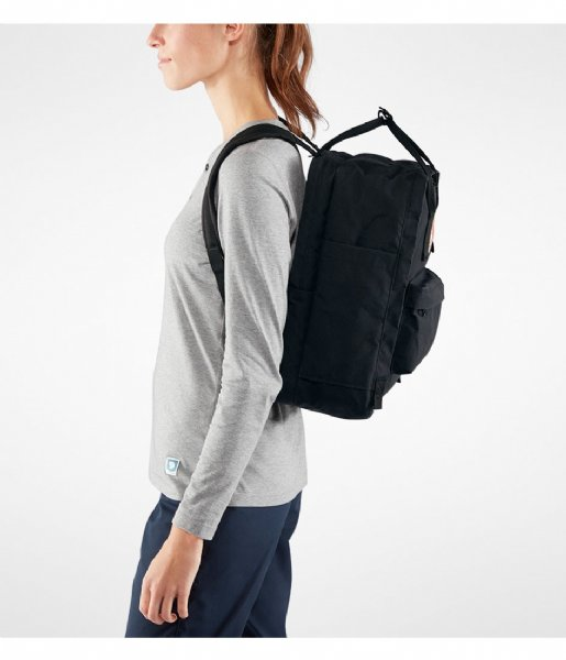 Fjallraven Laptop rugzak Kanken 15 inch Laptop black (550)