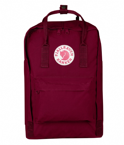 Fjallraven Laptop rugzak Kanken 15 inch Laptop plum (420)