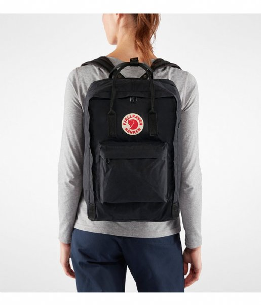 Fjallraven Laptop rugzak Kanken 17 inch Laptop black (550)