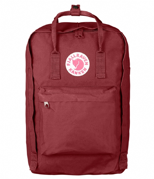 Fjallraven Laptop rugzak Kanken 17 inch Laptop ox red (326)
