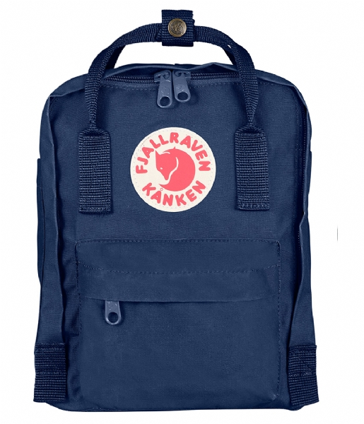 Fjallraven Dagrugzak Kanken Mini royal blue (540)