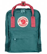 Fjallraven Kanken Mini frost green peach (664-319)