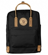 Fjallraven Kanken No. 2 black (550)